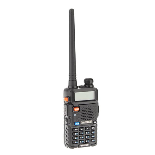Baofeng UHF / VHF 400-480/136-174MHz 4W/1W VOX Two Way Radio Walkie Talkie Transceiver interfon