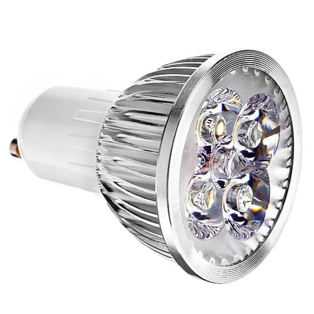4 W 400 lm GU10 Spoturi LED 4 LED-uri de margele Alb Rece 85-265 V
