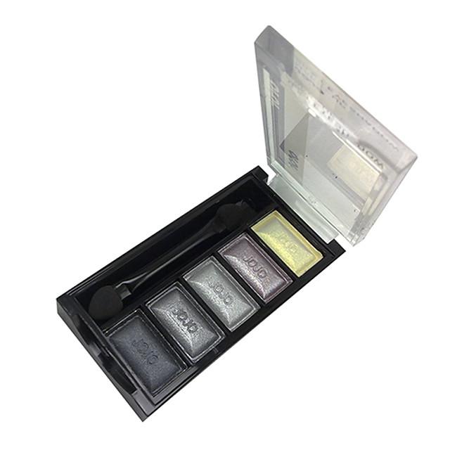5 culori Fard de Pleope / Pudre Ochi Mat / Sclipici / Luciu Strălucire / fumuriu Zilnic Cosmetic