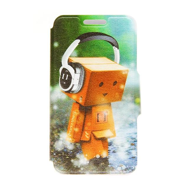 Maska Pentru iPhone 4/4S / Apple iPhone 4s / 4 Carcasă Telefon Greu PU piele