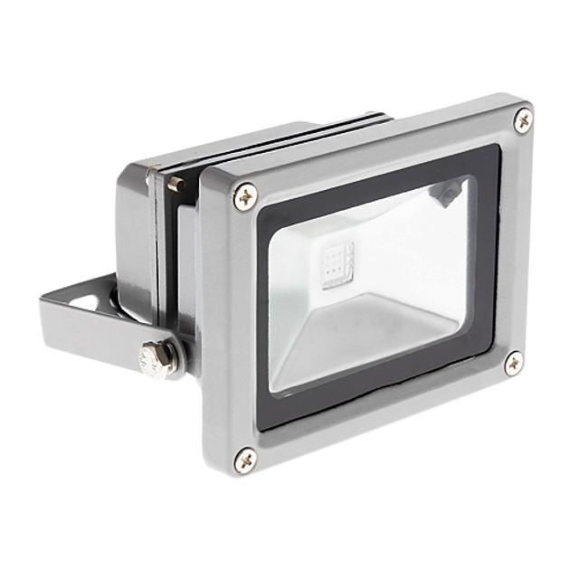 1 buc 10 W Bulbi LED Inteligenți 400-500 lm 1 LED-uri de margele LED Putere Mare Telecomandă Decorativ culoare Gradient RGB 85-265 V