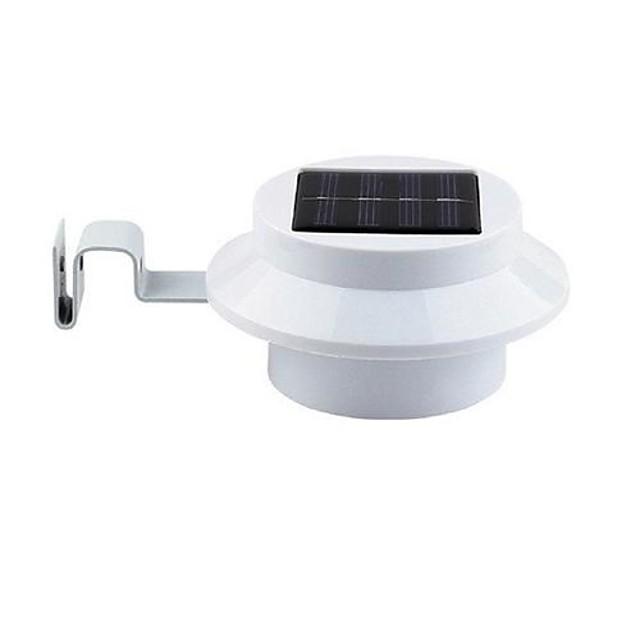 1 buc Decorațiuni Luminoase Solar / Baterie Rezistent la apă / Reîncărcabil