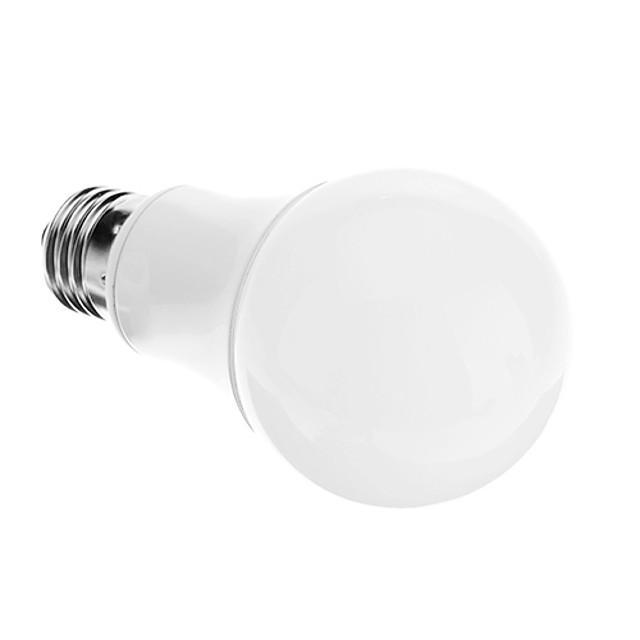 Bulb LED Glob 900 lm E26 / E27 LED-uri de margele COB Alb Cald 100-240 V / CE / # / RoHs