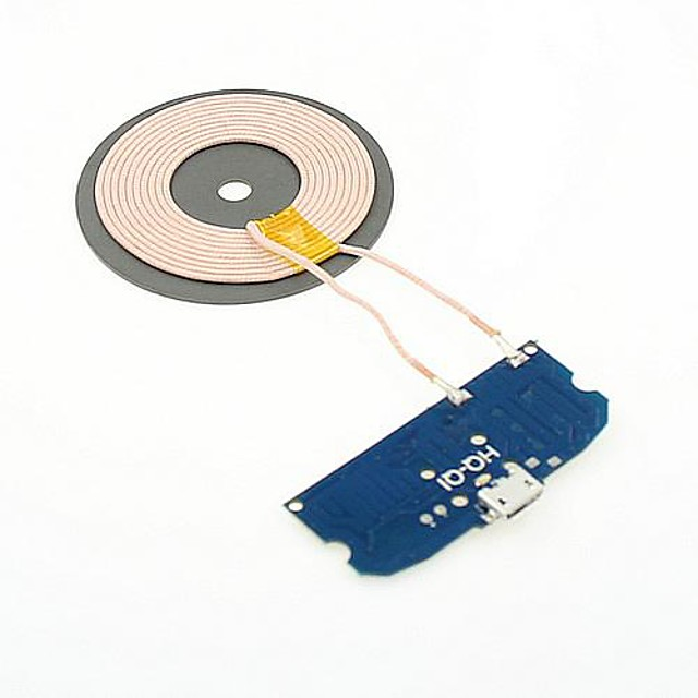 Încărcător Wireless Încărcător USB Priză US / Priză EU / Priză UK 1 Port USB 1 A DC 5V pentru / Priză AU
