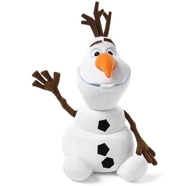 Snowman Soft umplute păpușă jucărie 18'' jucarii de plus jucărie de pluș