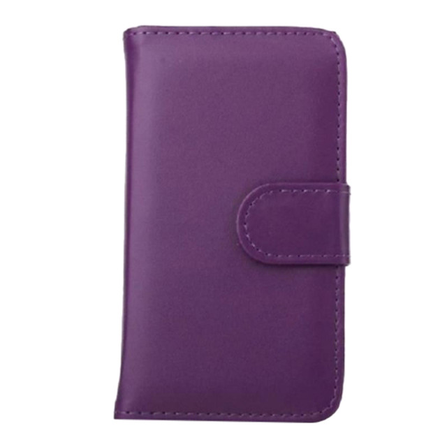Case For Samsung Galaxy S5 Full Body Cases PU Leather