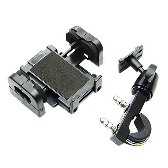 Universal Motorcycle Bike High-quality Aluminium Alloy 360 Degree Rotating Holder for iPhone/Samsung/Cellphone
