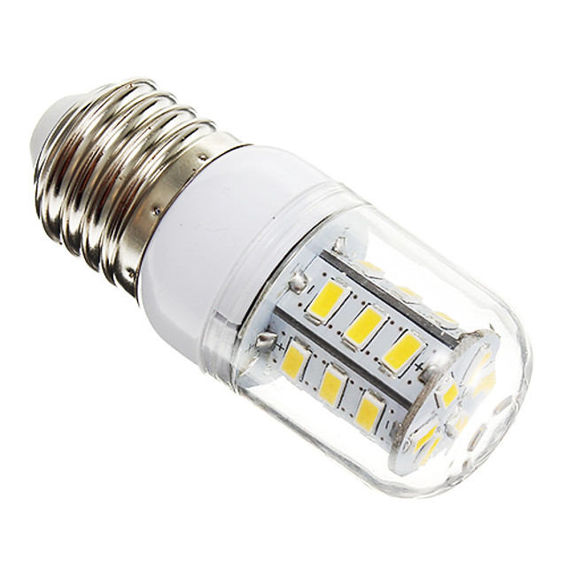 brelong 1 stück e27 24led smd5730 dekorative mais lichter ac220v warmweiß