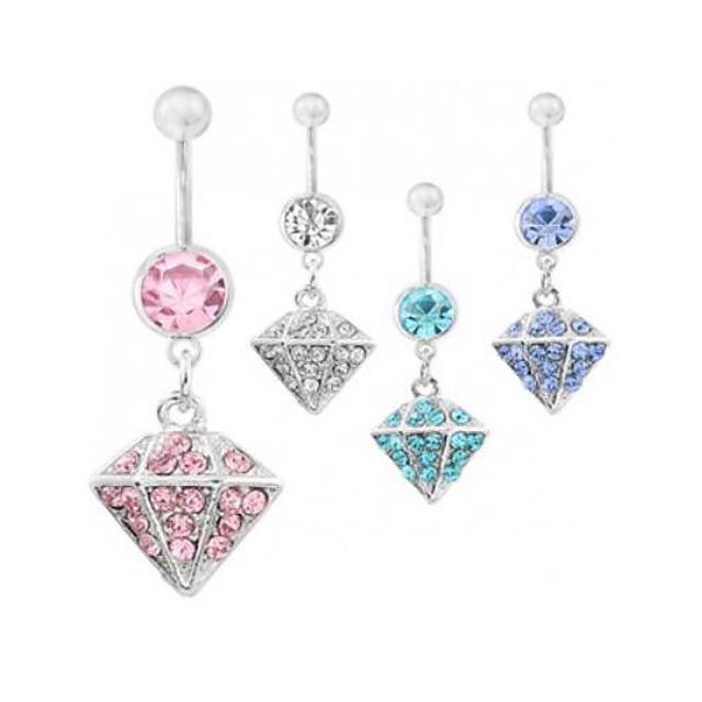 Cristal Inel inelar / Piercing pe burta Cristal, Teak Bijuterii de corp Pentru Nuntă / Petrecere / Zilnic / Casual
