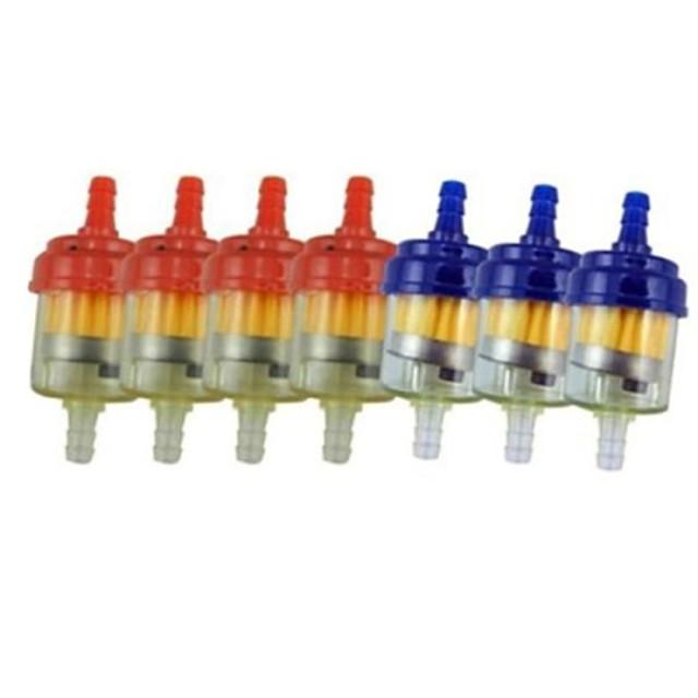 1 buc. Scuter universal pentru motociclete atv combustibil benzină gaz filtru 70 90 140 200cc