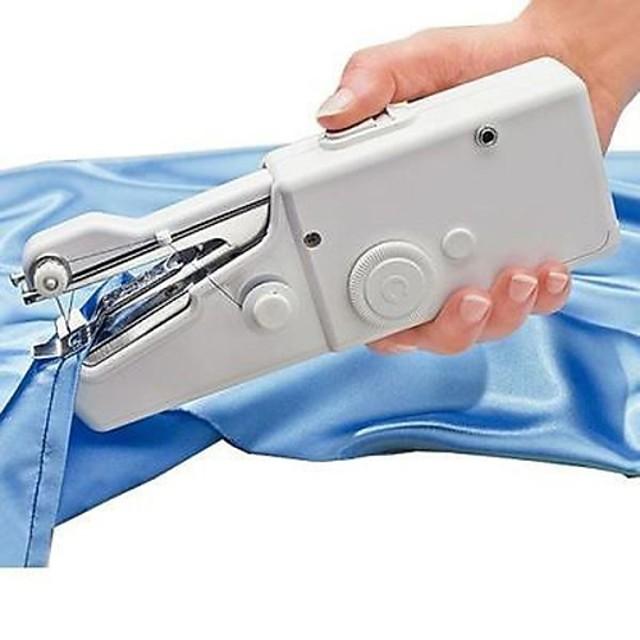 Nou portabil de uz casnic Handy Stitch electrice Mini Handheld mașină de cusut