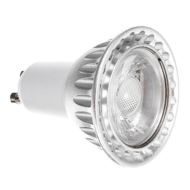 Spoturi LED 760 lm GU10 1 LED-uri de margele COB Intensitate Luminoasă Reglabilă Alb Cald 220-240 V / # / CE