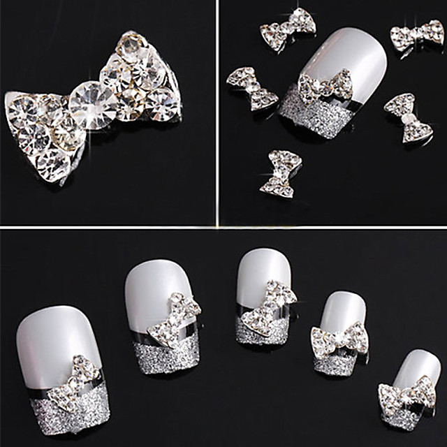 30 pcs Bijuterie unghii Pentru deget nail art pedichiura si manichiura Zilnic Abstract / Modă / Unghiul de bijuterii