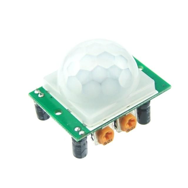 HC-SR501 Modul senzor umane Pyroelectric infraroșu pentru Arduino UNO R3 Mega 2560 Nano