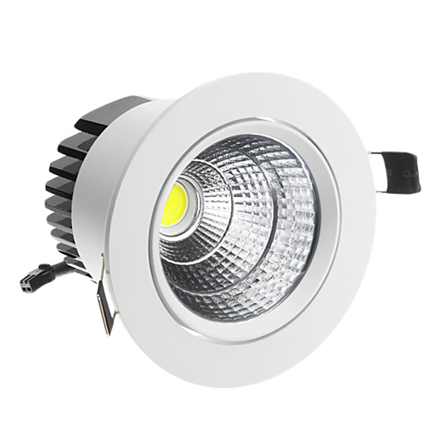 1 buc 7 W 420-500 lm 1 LED-uri de margele COB Alb Rece 220-240 V
