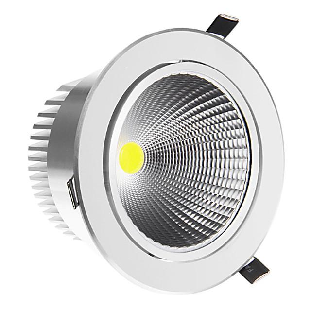 1 buc 20 W 1400-1600 lm 1 LED-uri de margele COB Alb Rece 85-265 V