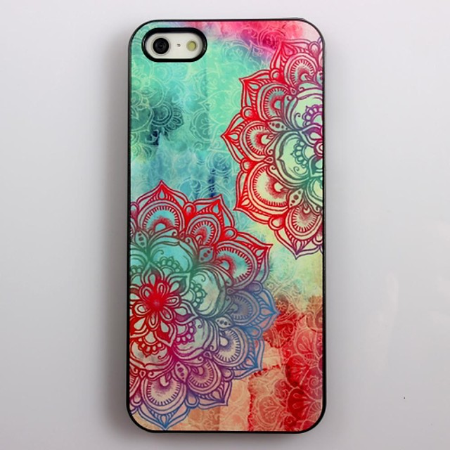 Funda Para iPhone 4/4S / Apple iPhone 4s / 4 Funda Trasera Dura ordenador personal