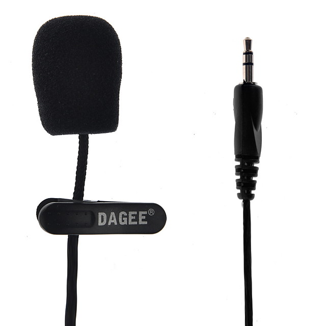 3.5mm Mini Clip-on Microphone