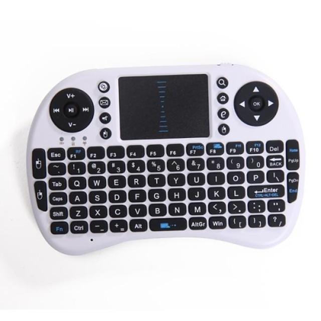 multi-media de control de la distanță al mouse-ului aer specific tastatură fără fir pentru box tv laptop PC