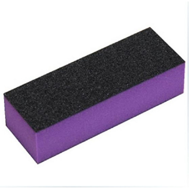 Emery Sponge Nail Manicure Tools Mini Style Simple Classic Daily Buffer Blocks for Finger Nail Toe Nail