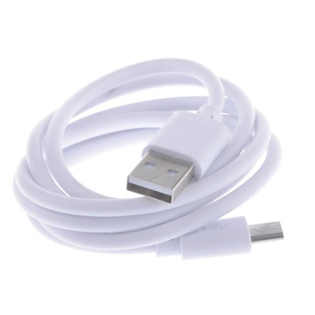 USB Micro USB de date / cablu de încărcare pentru Samsung / HTC / Nokia (100cm)