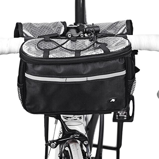 Nuckily Genți Cadru Bicicletă Multifunctional Geantă Motor Poliester Geantă Biciletă Geantă Ciclism Ciclism / Bicicletă