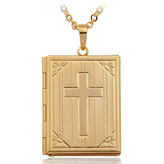 Pentru femei Coliere cu Pandativ Coliere Colier Σταυρός femei Modă Hristos 18K Placat cu Aur Articole de ceramică Placat Auriu Coliere Bijuterii Pentru Nuntă