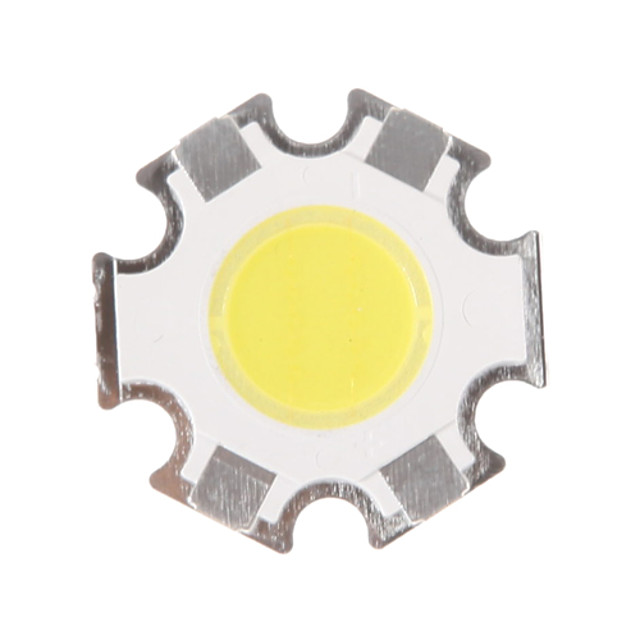 COB 450-500 lm Chip LED Aluminium 5 W