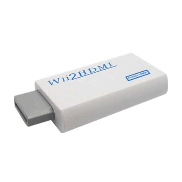 Adaptateur Pour Wii U / Wii ,  Adaptateur Métal / ABS 1 pcs unité
