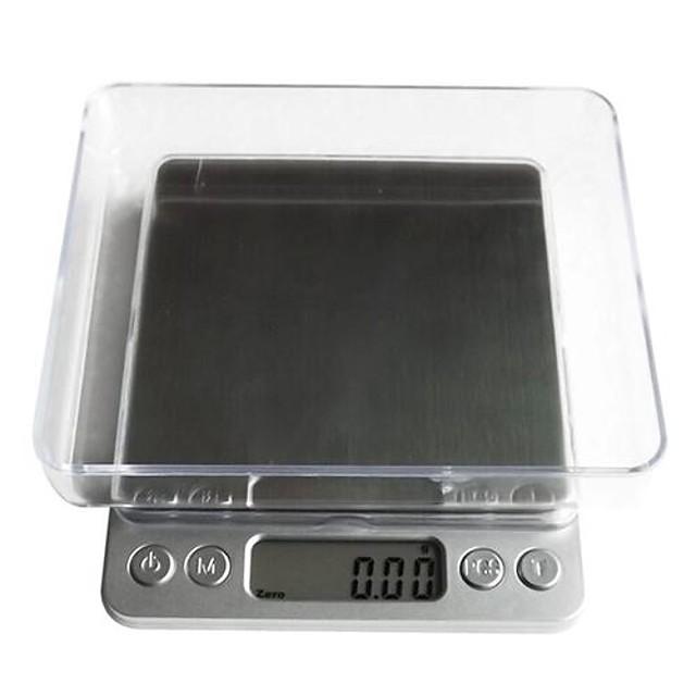 digitale lcd electronice scară bucătărie echilibru 1000g 0.1g greutate alimente