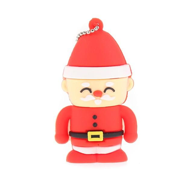 ZP Father Christmas Character USB Flash Drive 32GB
