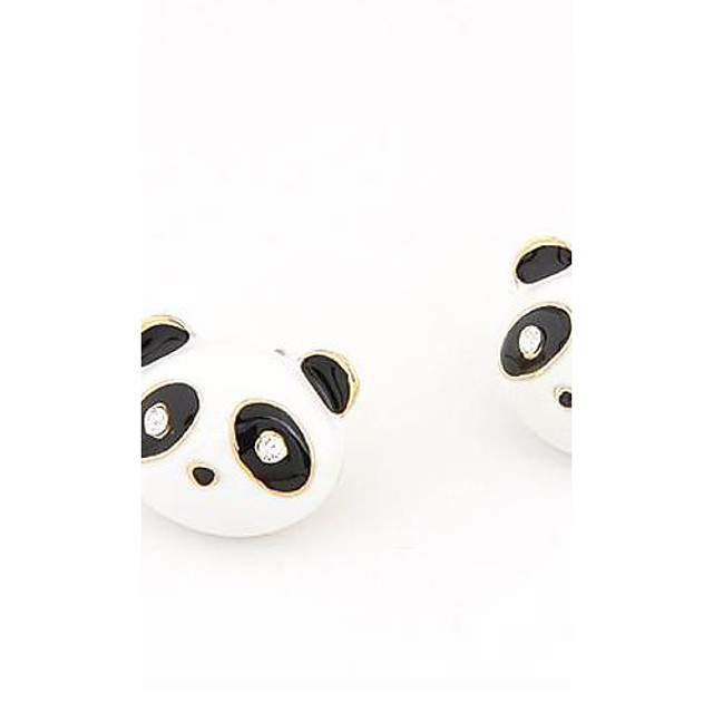 Cercei Panda Animal femei Personalizat Clasic Modă cercei Bijuterii Pentru Petrecere