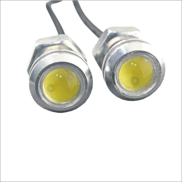 2pcs Conexiune prin cablu Mașină Becuri 1.5 W SMD LED 130 lm 1 LED Lumini de decorare Pentru