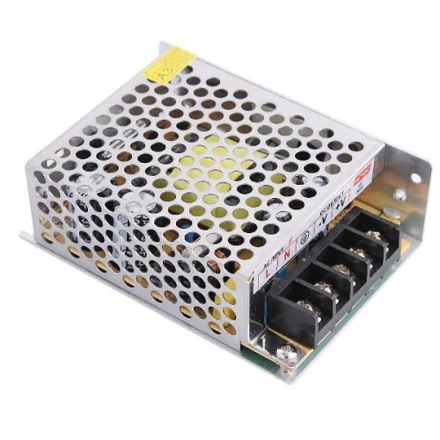 12V 5A 60W tensiune constantă AC / DC comutatie de alimentare convertor (110-240V la 12V)