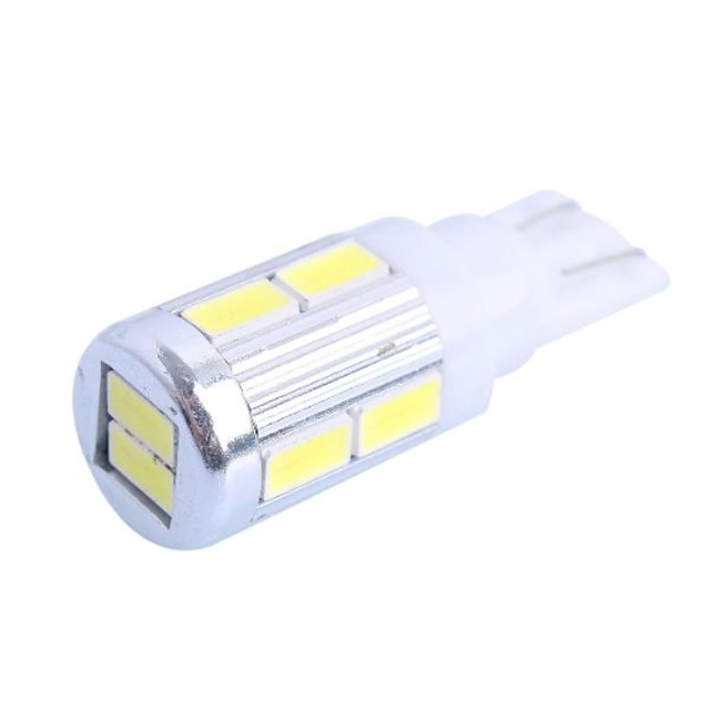 SO.K 1 Piece T10 Light Bulbs 4W SMD 5630 10 Turn Signal Light For universal