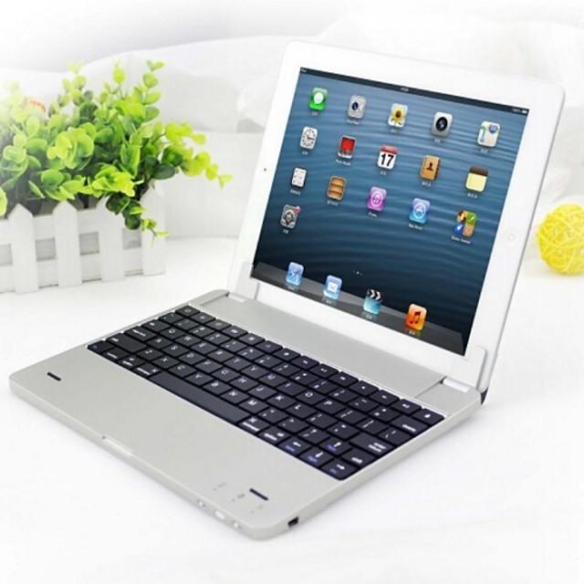 Link-uri magnet Bluetooth 3.0 tastatură pentru iPad 2/3/4 (culori asortate)