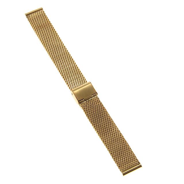 Remenje za sat Tikovina Satovi dodaci 0.047 Visoka kvaliteta