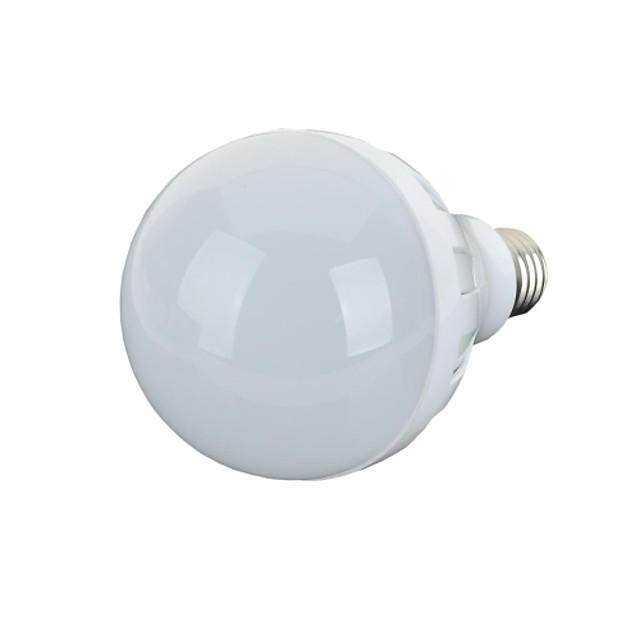 YouOKLight 750 lm E26/E27 Bulb LED Glob 18 led-uri SMD 5630 Decorativ Alb Rece AC 220-240V