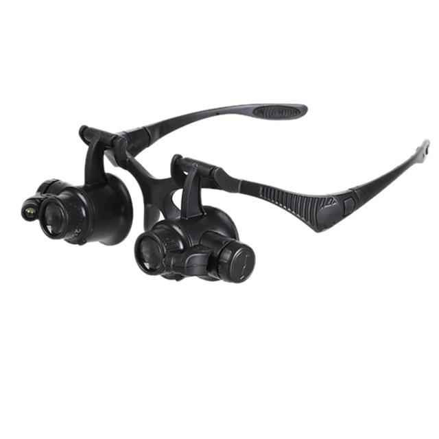 ZW-9892G Ceas de reparare 10X / 15X / 20X / 25X Lupa