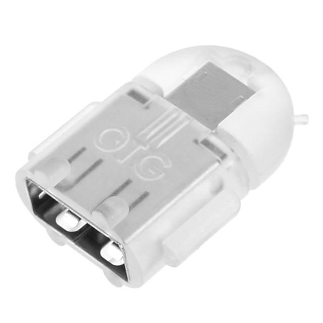 Mobilephone OTG Adapter for USB Flash Pen Drive