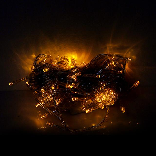 brelong 1pc 10m 10012 Halloween lanț decorativ de lumină ac220v