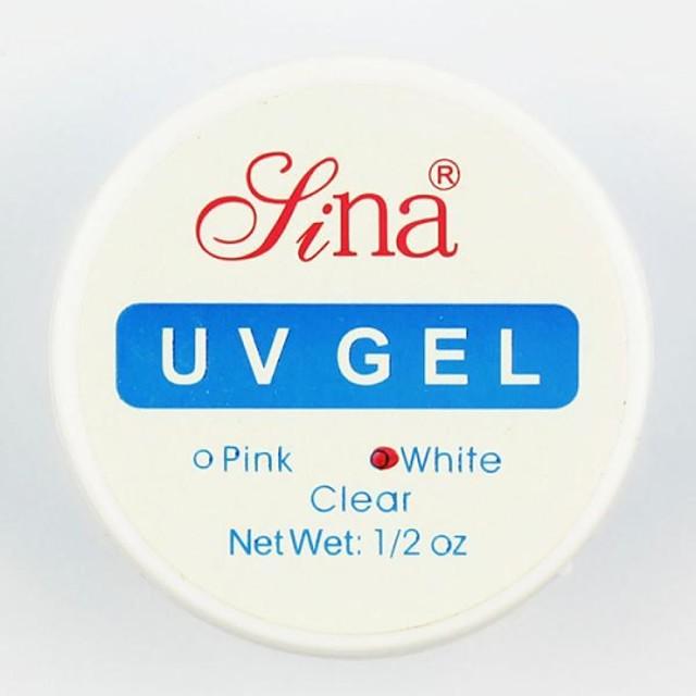 Lac de unghii cu gel UV 15 ml 1 pcs UV Color Gel Se înmoaie în afara de lungă durată UV Color Gel