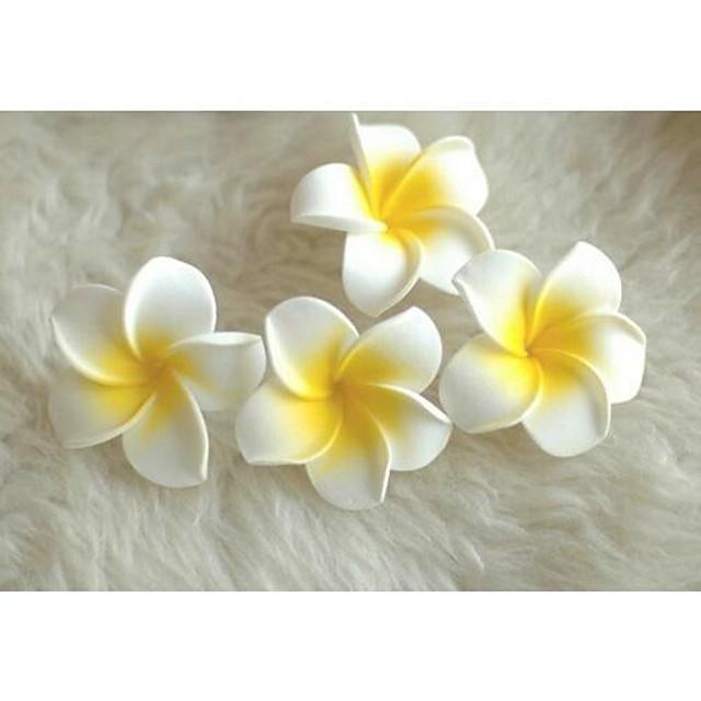 Pentru femei Fete Agrafe de păr Pentru Zilnic Floare Flori Material Textil