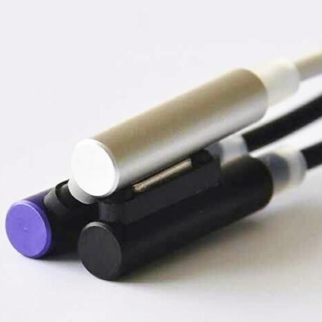 2014 cele mai noi 1m 3ft aluminiu cablu de încărcare magnetic pentru Sony Xperia Z2 z1 z compact ultra mini l39h xl39h