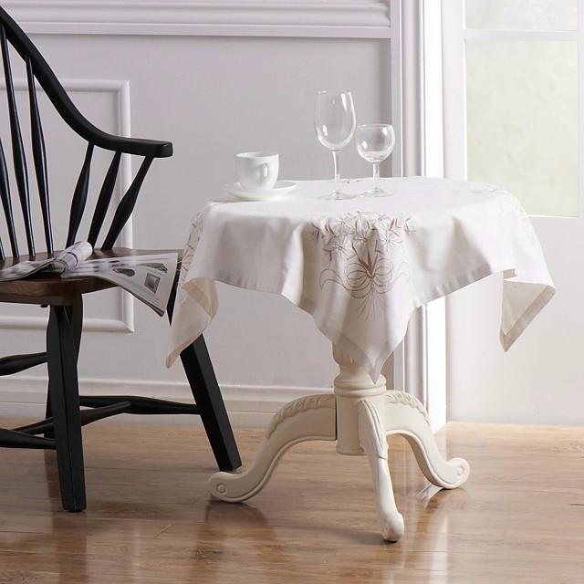 Contemporan Lenjerie Pătrat Fețe de masă Șervețele Cu model Decoratiuni de tabla 5 pcs