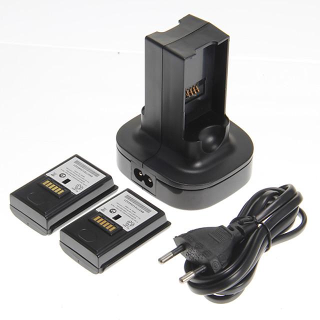 Batteries et chargeurs Pour Xbox 360 ,  Batteries et chargeurs Plastique unité