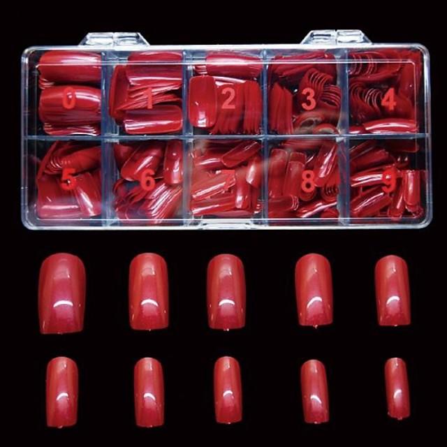 500piese Cosmetics Abstract Clasic Zilnic pentru deget