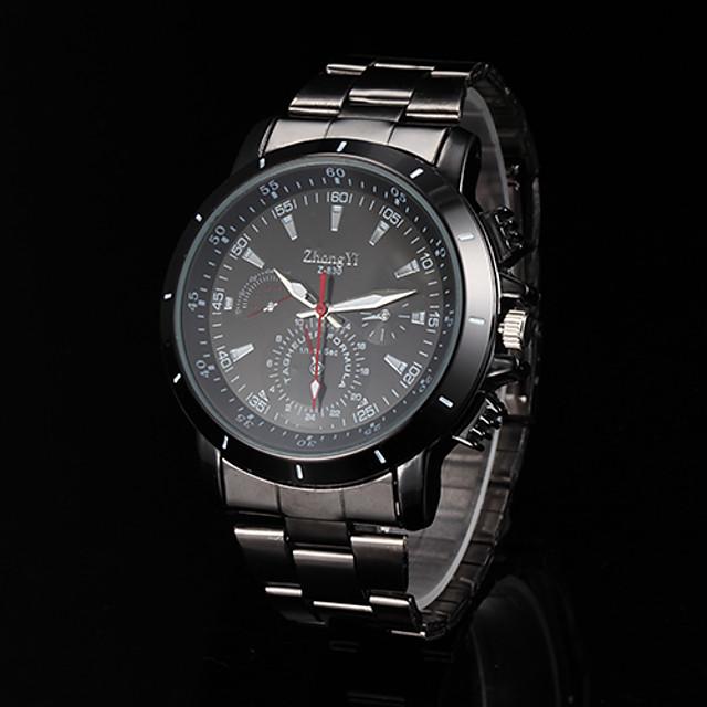 ceas aliaj negru ceas rochie bărbați