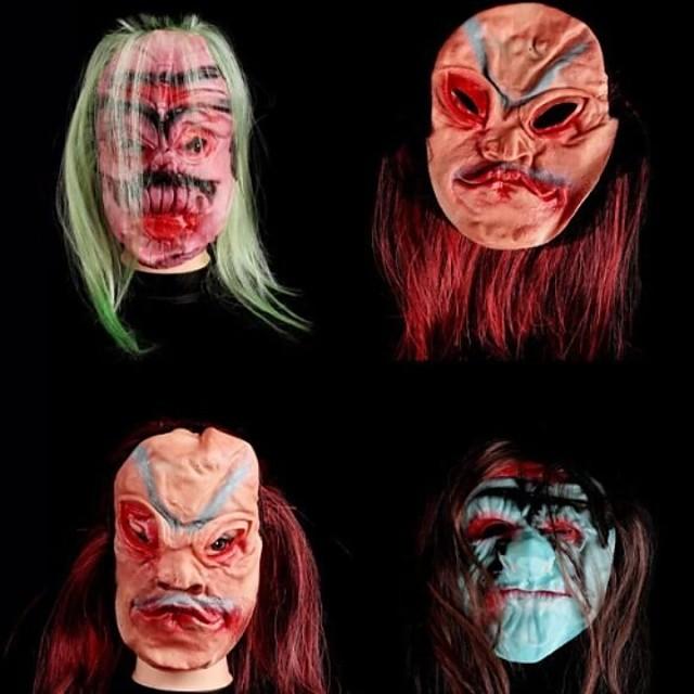 1set Poliester Mască de Halloween Petrecere Halloween