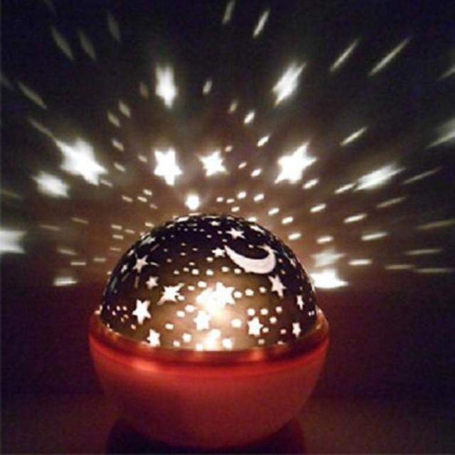 Coway lampă automat vis rotativ proiecție luminos (culoare aleatorii)